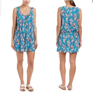 NWT Tracey Negoshian size small Sea Print Dress